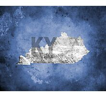 Kentucky Texture Photographic Print