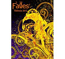 2013 FALLAS OF VALENCIA Photographic Print