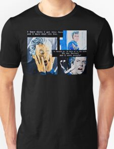 To Remind Me. To Hold Me to the Mark. Unisex T-Shirt