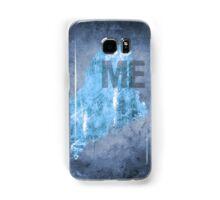 Maine Texture Samsung Galaxy Case/Skin
