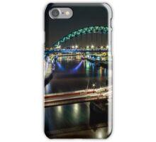The Tyne Bridge Panoramic iPhone Case/Skin