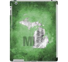 Michigan Texture iPad Case/Skin