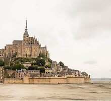Mont Saint-Michel by MyOceanBliss