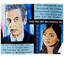 The Loyal Doctor or Clara's Betrayal Poster