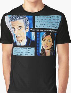 The Loyal Doctor or Clara's Betrayal Graphic T-Shirt
