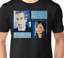 The Loyal Doctor or Clara's Betrayal Unisex T-Shirt