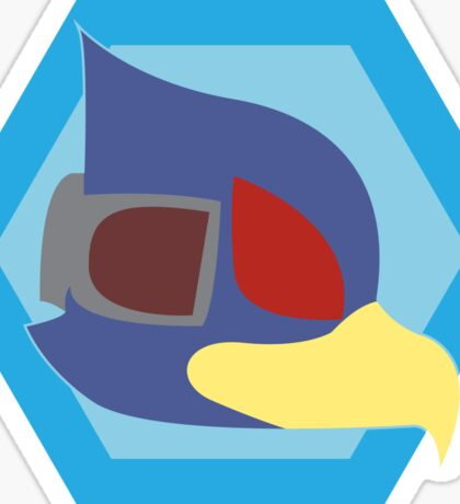 Falco Sticker