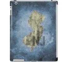 New Jersey Texture iPad Case/Skin