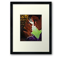 Always Here to Me Framed Print