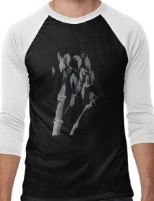Bamboo negative Men's Baseball ¾ T-Shirt