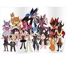 Super Pokeronpa 2 Poster