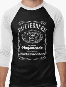 Harry Potter Butterbeer Men's Baseball ¾ T-Shirt