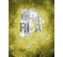 Rhode Island Texture Photographic Print