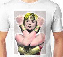 Hillary NoWonder Woman Unisex T-Shirt