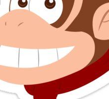 Donkey Kong Sticker