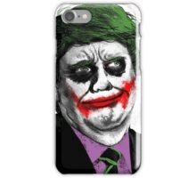 Joker Trump — Why so Serious? iPhone Case/Skin