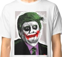 Joker Trump — Why so Serious? Classic T-Shirt