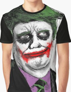 Joker Trump — Why so Serious? Graphic T-Shirt