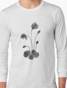 Ink flower Long Sleeve T-Shirt