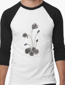 Ink flower Men's Baseball ¾ T-Shirt