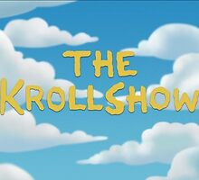 Kroll Show Simpsons Logo by wendyrodgers