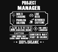 AWESOME PROJECT MANAGER shirt Unisex T-Shirt