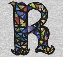 Letter R Kids Tee