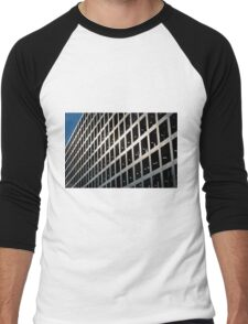 Modern building Men's Baseball ¾ T-Shirt