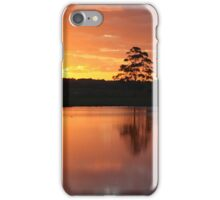 Sunset Over Rathluba 5 iPhone Case/Skin
