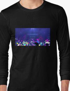 Moonbeam City Childrens Rave Long Sleeve T-Shirt