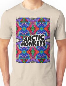 Arctic Monkeys - Trippy Pattern 3 Unisex T-Shirt