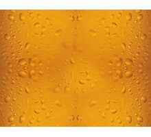 Beer pattern 8868 Photographic Print