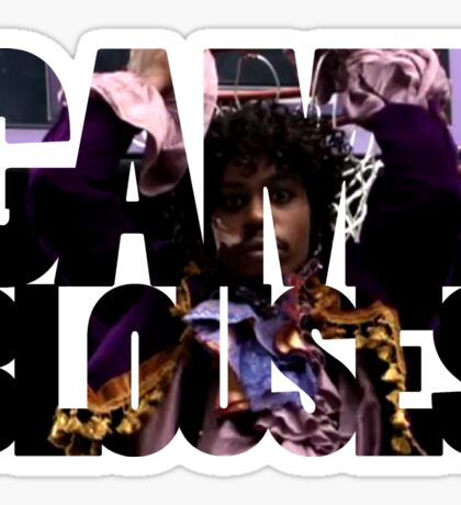 GAME, BLOUSES! Sticker