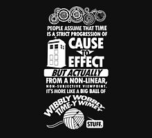 Dr Who Time y Wimey T-Shirt