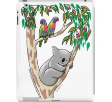 Sweet Dreams Sleeping Koala iPad Case/Skin