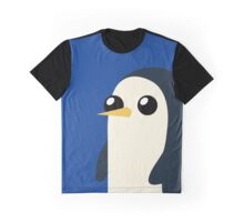 Adventure Time Gunter Graphic T-Shirt