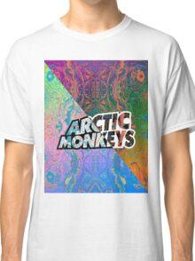 Arctic Monkeys - Colorful Pattern 1 Classic T-Shirt