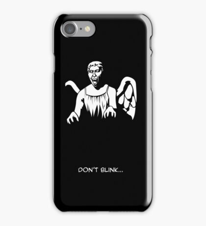 Just don't. iPhone Case/Skin