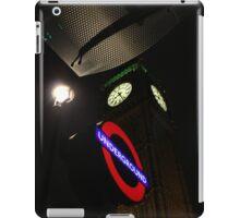night time London  iPad Case/Skin