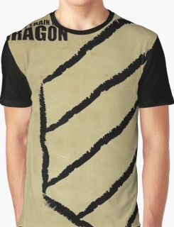 How To Train Your Dragon - Minimal Poster Graphic T-Shirt