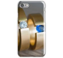 Engagement Rings iPhone Case/Skin