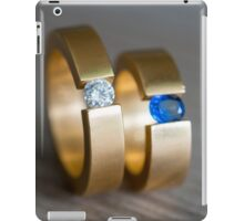 Engagement Rings iPad Case/Skin