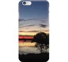 Sunset over Rathluba 11 iPhone Case/Skin