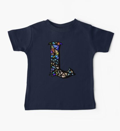 Letter L Baby Tee