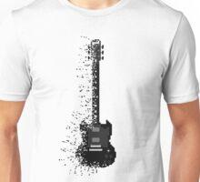 Minecraft Rock Guitar Unisex T-Shirt
