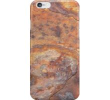 Rusty wall iPhone Case/Skin