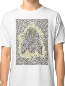 Black and Gold  Classic T-Shirt