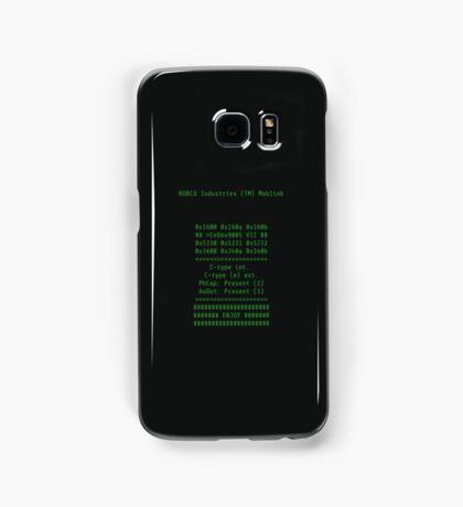 ROBCO Phone Cover Samsung Galaxy Case/Skin