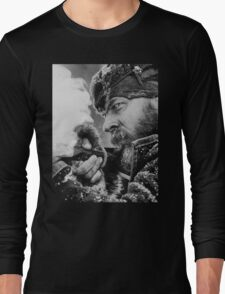The Revenant Tom Hardy in action Long Sleeve T-Shirt