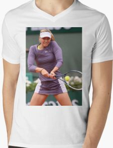 Maria Sharapova Mens V-Neck T-Shirt